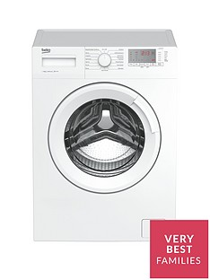 Beko WTG941B1W 9kg Load, 1400 Spin Washing Machine - White