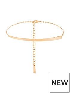 karen-millen-rose-gold-colour-plated-swa