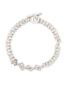 karen-millen-silver-colour-plated-swarovski-encrusted-necklace