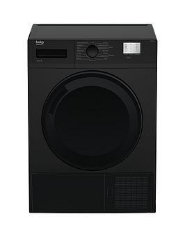 beko-dtgc8000bnbsp8kg-load-full-size-tumble-dryer-black