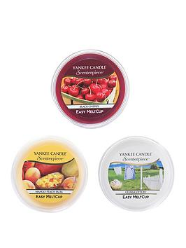 yankee-candle-scenterpiece-melt-cups-black-cherry-clean-cotton-amp-mango-peach