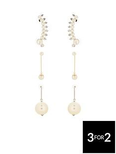 v-by-very-3pk-pearl-earrings