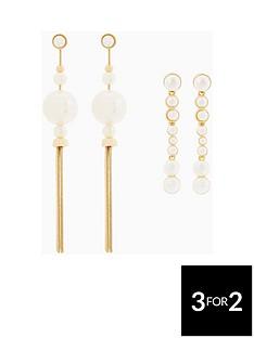 v-by-very-2pk-pearl-drop-earrings