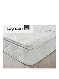 layezee-made-by-silentnightnbspfenner-spring-pillowtopnbspmattress