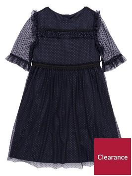 v-by-very-frill-mesh-detail-dress