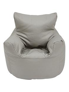Bon Small Cotton Bean Bag Chair