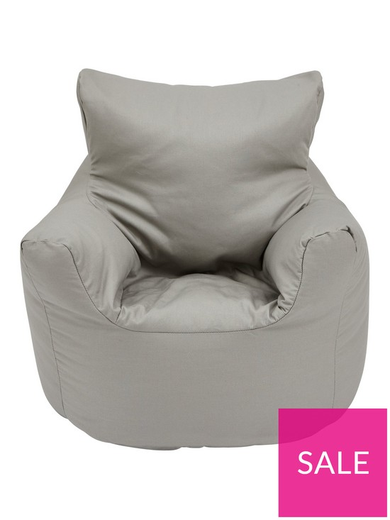 Small Cotton Bean Bag Chair