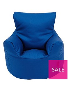 Blue Kids Bedroom Bean Bags Chairs Home Garden