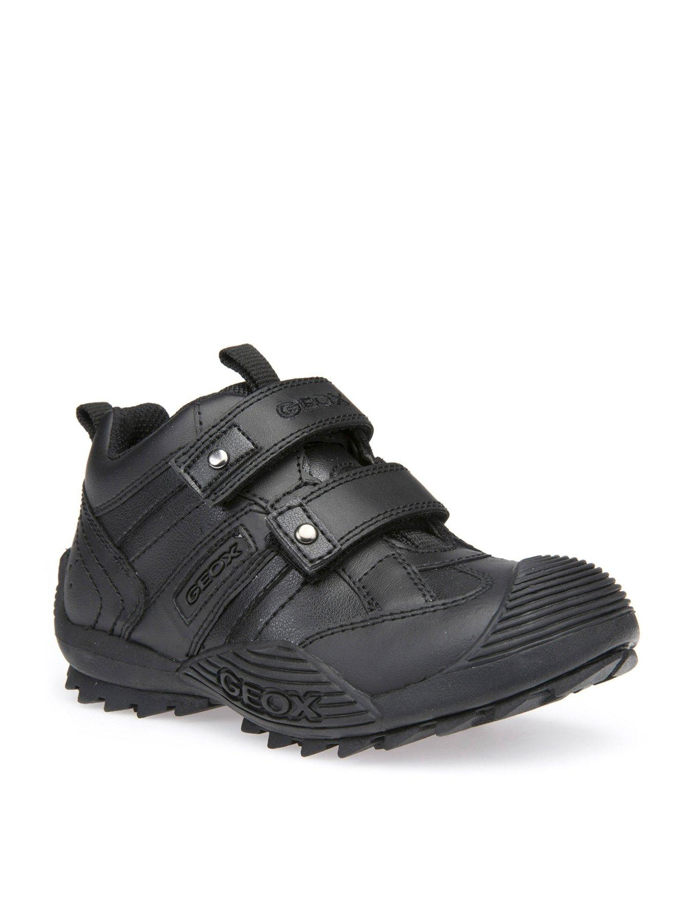 Boys Velcro School Shoes Boys Velcro School Trainers Easy Touch Fastening Size