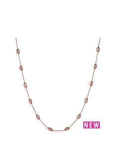 links-of-london-essentials-beaded-18kt-rose-gold-vermeil-necklace