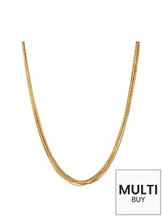 links-of-london-essentials-silk-18kt-yellow-gold-vermeil-10-row-necklacenbspadd-item-lxv4l-to-basket-to-receive-free-bracelet-with-purchase-for-limited-time-only