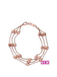 links-of-london-essentials-beaded-18kt-rose-gold-3-row-bracelet-medium