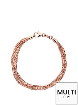 links-of-london-essentials-silk-18kt-rose-gold-vermeil-10-row-braceletnbspadd-item-lxv4l-to-basket-to-receive-free-bracelet-with-purchase-for-limited-time-only