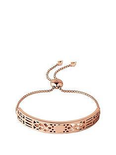 07a298677 Links of London Timeless Extension 18kt Rose Gold Vermeil Bracelet