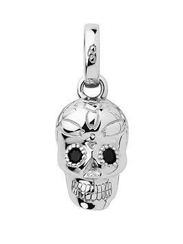 links-of-london-halloween-keepsakes-sterling-silver-amp-blue-spinel-stone-skull-charm