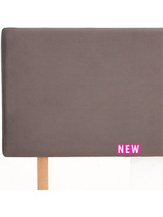 faux-suede-single-headboard