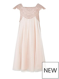 monsoon-estella-sparkle-dress-pink