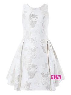 monsoon-dominique-jacquard-dress