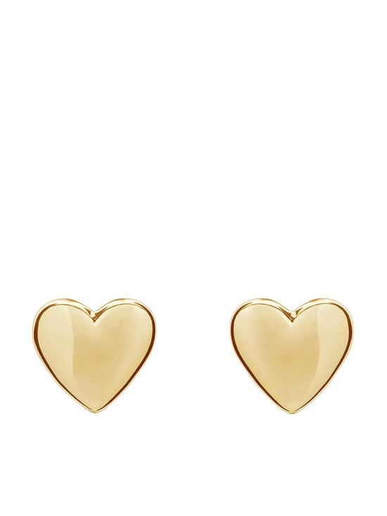 22af04d6c Ted Baker Tiny Heart Stud Earring - Gold | very.co.uk