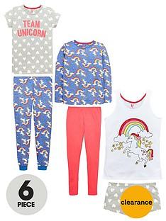 v-by-very-team-unicorn-6-piece