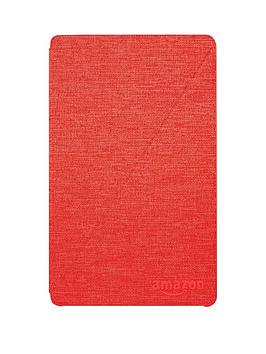 amazon-fire-hd-8-fabric-case-red
