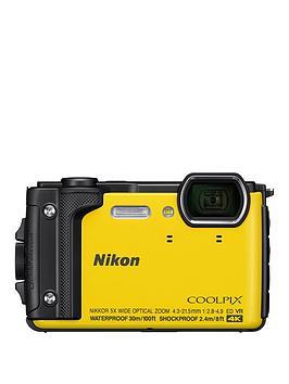 nikon-coolpix-w300nbsp--yellownbspsave-pound45-with-voucher-code-mjwrt