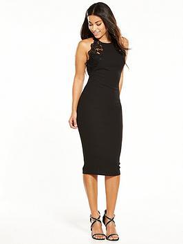 ax-paris-lace-top-bodycon-dress-black