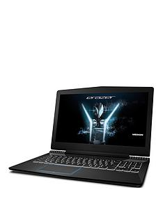 Medion Erazer X6603 Intel Core i5, 8Gb RAM, 1Tb Hard Drive & 128Gb SSD, 15.6 inch Gaming Laptop (Black) with GeForce GTX 1050Ti Graphics