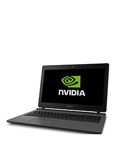 Medion Erazer P6677 Intel Core i5 8GB RAM 1TB Hard Drive 15.6in Gaming Laptop GeForce GTX 940MX - Black