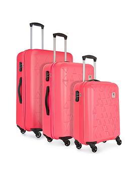 Revelation By Antler Echo 3 Piece Luggage Set