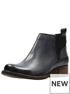 clarks-monica-pearl-heeled-chelsea-ankle-boot-dark-grey