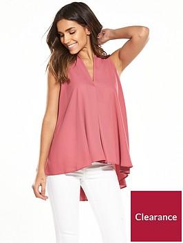 river-island-rose-pink-swing-blouse
