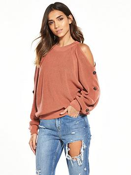 river-island-jumper-with-buttons