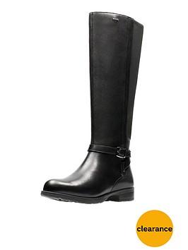clarks-cheshuntnbsphi-gore-texregnbspleather-knee-boot-black