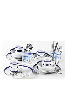waterside-36-piece-blue-bistro-starter-dinner-set