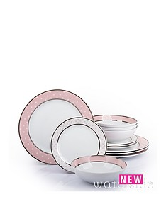 waterside-pink-star-12pc-dinner-set