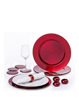 12-piece-charger-plate-set-red