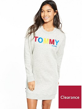 tommy-jeans-tjwnbsplong-sleeve-dress-light-grey-heather