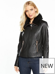 ted-baker-ted-baker-tamri-shearling-collar-leather-jacket