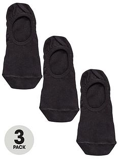 very-v-by-very-3-pack-footsie-with-silicone-grip