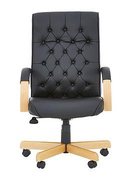 warwick-office-chair-black