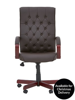 warwick-office-chair-brown