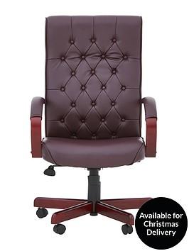 warwick-office-chair-burgundy