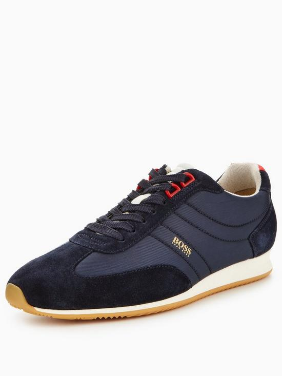 BOSS CASUAL ORLANDO - Trainers - tan oQf841Jqk1