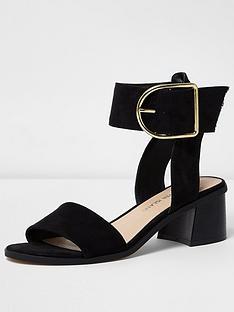 river-island-black-achilles-sandal
