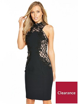 little-mistress-little-mistress-lace-cut-out-bodycon-dress