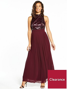 little-mistress-little-mistress-petite-merlot-embellished-maxi