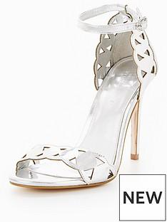 michelle-keegan-michelle-keegan-laser-cut-heeled-sandal-silver