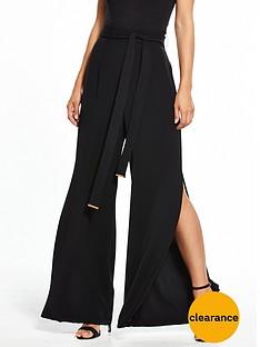 coast-morgan-wide-leg-side-split-trouser-black