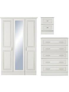 White Consort Bedroom Furniture Sets Home Garden Www Very